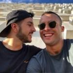 matheus - CHEGOU AO FIM! Matheus Ribeiro termina noivado com policial: 'Seguimos admirando um ao outro'
