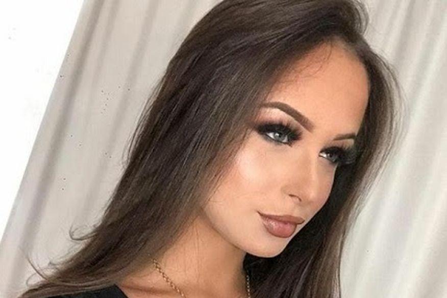 modelo encontrada morta em cafe do evnto - Corpo de modelo assassinada pelo ex-namorado é sepultado nesta terça-feira em Campina Grande