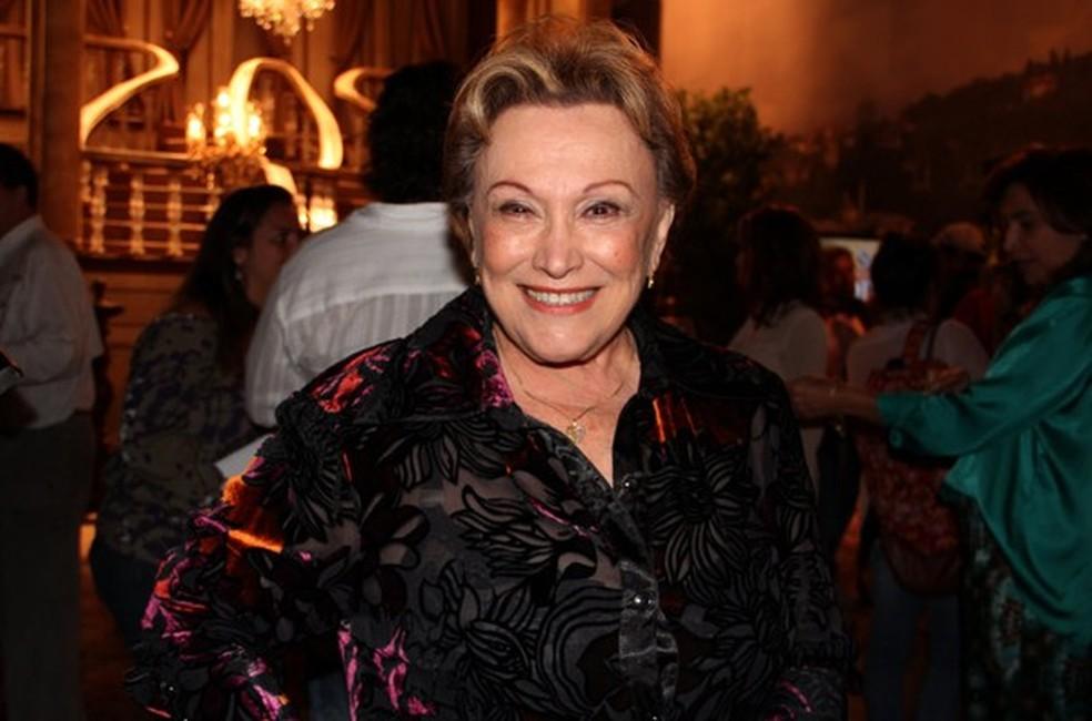 nicette 606 2 - LUTO NA TV: Nicette Bruno morre no Rio, vítima de Covid-19