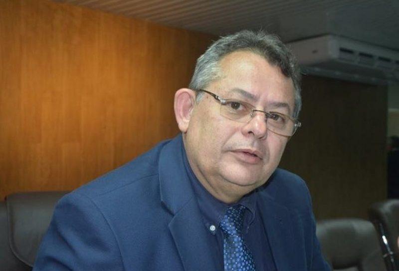 pimentel filho - Quadro clínico do vereador Pimentel Filho evolui, após internação por Covid-19