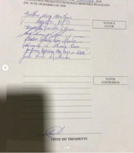 pl2 - MAIS UM AUMENTO NA PARAÍBA! Câmara de Jericó aprova acréscimo de salários para prefeito, vice, secretários e vereadores