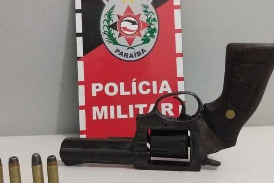 policia militar acoes - Polícia Militar prende cinco suspeitos de praticar crimes durante o final de semana na Paraíba