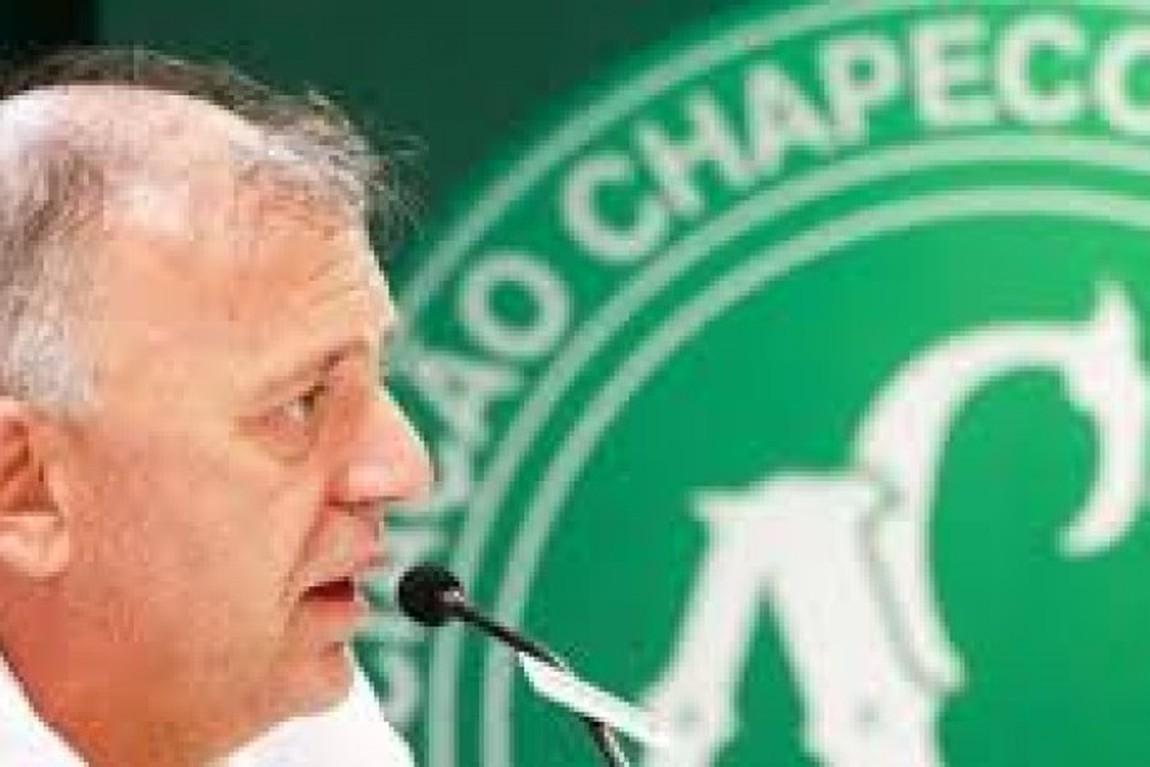 presidente da chapecoense morreu vitima da covid 19 5fed720054e5b - Presidente da Chapecoense, Paulo Magro morre vítima da Covid-19