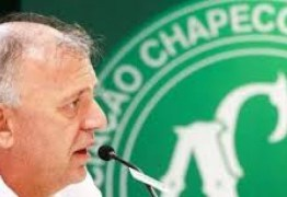 Presidente da Chapecoense, Paulo Magro morre vítima da Covid-19