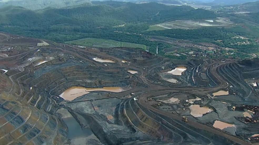 samarco 2 - Samarco retoma atividades em Mariana, 5 anos após rompimento da barragem