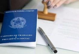 Sine oferta 152 novas vagas de emprego em João Pessoa