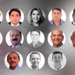 vereadores - CMJP: dentre 17 parlamentares reeleitos, dois entram em seu sexto mandato; confira a situação de todos