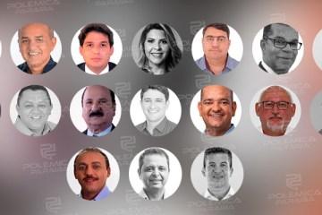 CMJP: dentre 17 parlamentares reeleitos, dois entram em seu sexto mandato; confira a situação de todos