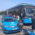 whatsapp image 2020 11 30 at 15.34.27 - Passageiro é preso após se revoltar e assumir direção de ônibus do BRT