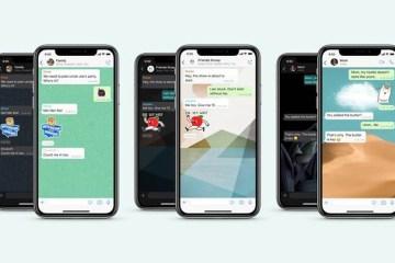 whatsapp papel - WhatsApp aprimora busca de figurinhas e permite usar papéis de parede diferentes para cada contato