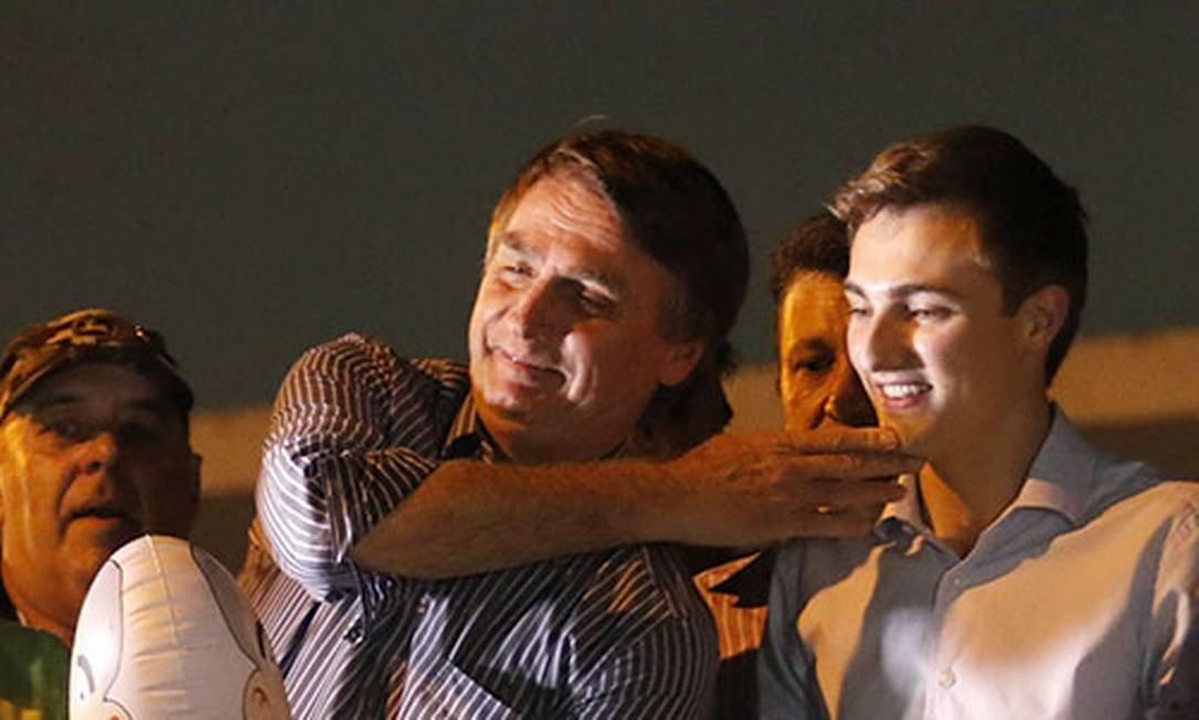 x19 10 21 ricardo bolsonaro.jpg.pagespeed.ic .u0F67ENL7g - Aliado de Bolsonaro é preso por suspeita de corrupção