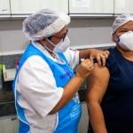 0f2f69f1 aa9e 4c0e a568 5f1f7147e0c4 - João Pessoa já vacinou mais de sete mil trabalhadores da saúde nos primeiros três dias