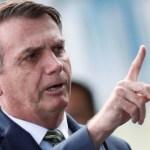 """111643316 tv060950389 - """"Não vou dizer que eu sou um excelente presidente"""" diz Bolsonaro"""