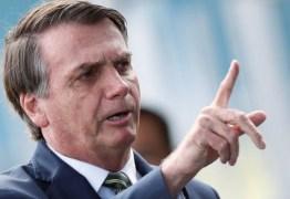 """""""Não vou dizer que eu sou um excelente presidente"""" diz Bolsonaro"""