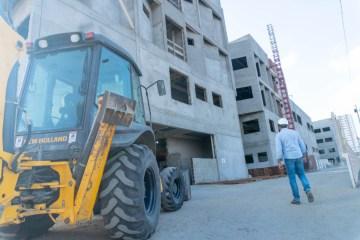 """Ruy investe na construção do Hospital Help, em Campina Grande, e anuncia: """"Maior obra na área de saúde na Paraíba"""""""