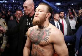 McGregor sofre processo multimilionário por lesão corporal contra mulher