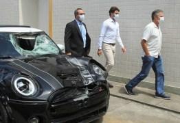 Jogador Marcinho é indiciado por duplo homicídio após atropelar casal