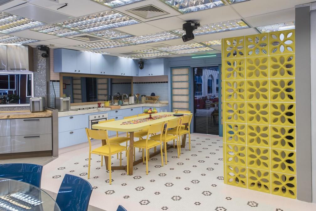 20210121 bbb21 fr 03 - Globo divulga fotos da casa do BBB21; decoração faz referência à novelas da emissora – VEJA FOTOS