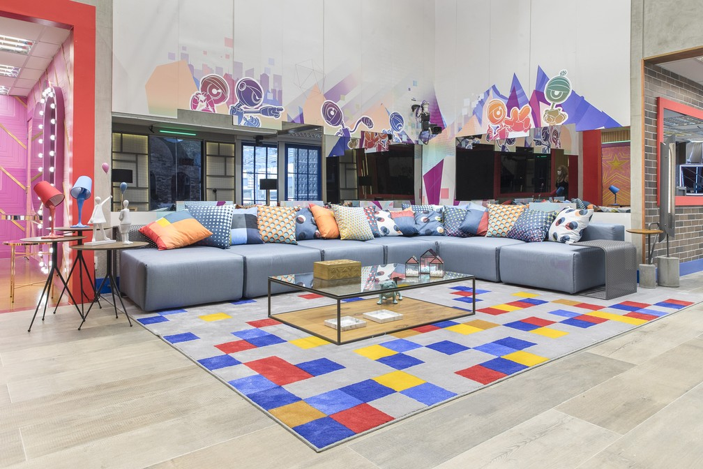 20210121 bbb21 fr 31 - Globo divulga fotos da casa do BBB21; decoração faz referência à novelas da emissora – VEJA FOTOS