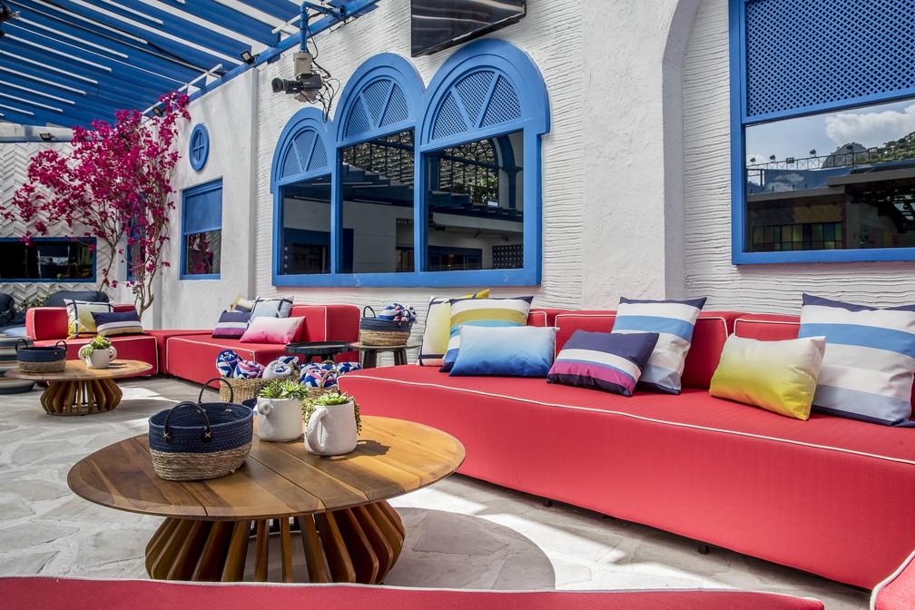 20210121 bbb21 fr 59 - Globo divulga fotos da casa do BBB21; decoração faz referência à novelas da emissora – VEJA FOTOS