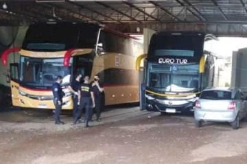 Polícia Federal fecha empresa de turismo religioso que transportava drogas junto com fiéis – VEJA VÍDEO