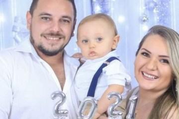 Professor de 33 anos que morreu vítima da covid-19 passou o ano novo em Sousa, revela esposa