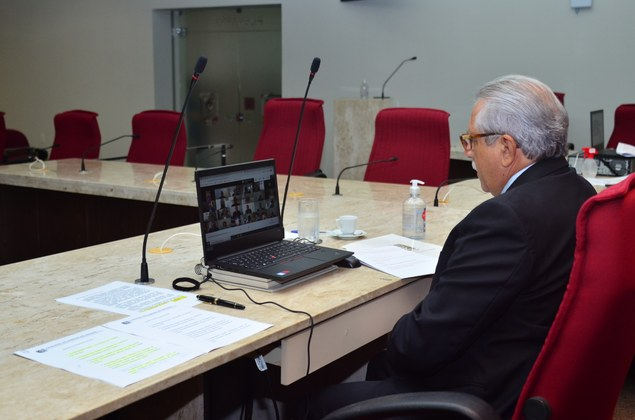 34fe487a 37de 4627 9182 1b1279cfc0ec - TCE-PB: Fernando Catão promete gestão moderna, justa e vigilante ao ser empossado como presidente presidente