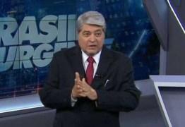 """""""Bolsonaro não ajuda em nada e Pazuello é um desastre"""" diz Datena"""