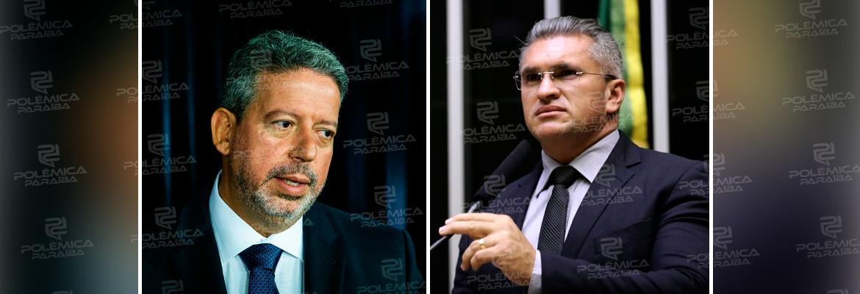 Arte Lira e Lemos - DEPUTADOS PRESENTES: Julian Lemos detalha jantar com Arthur Lira e responde sobre voto para presidência da Câmara - CONFIRA