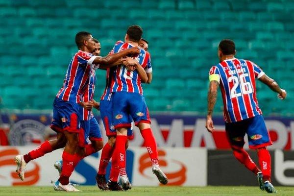 Bahia 7 600x400 1 - Com o placar de 2 a 1, Bahia vence Corinthians no Brasileirão