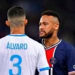 Capturar 38 - Jogador espanhol volta a responder Neymar: 'Uma pessoa muito menos inteligente'
