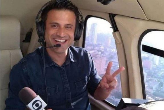Capturar 61 - Repórter da Globo pede demissão após três meses como apresentador: 'Escolhi outro caminho'