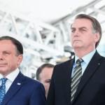 Doria e Bolsonaro - Guerra da vacina: prévia do embate Bolsonaro versus Doria em 2022? - Por Nonato Guedes