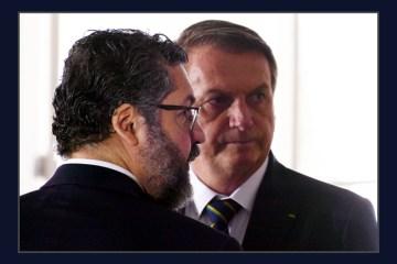 JairBolsonaro ErnestoAraujo BRICS 2B - Uma nação acéfala - Por Weiller Diniz