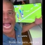 MARCELI - Marcelinho Carioca publica vídeo revoltado com a derrota do Corinthians - VEJA VÍDEO