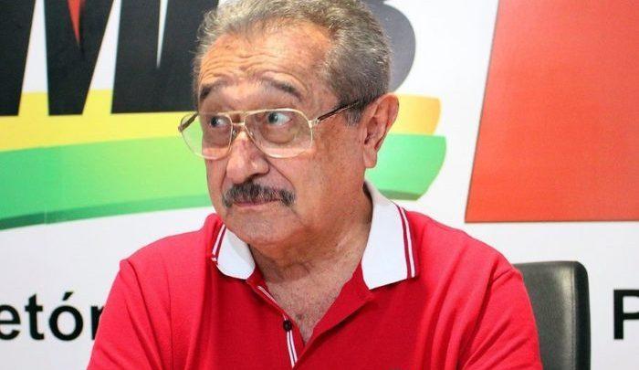 """Maranhão - Bruno Cunha Lima lamenta morte de José Maranhão: """"Paraíba perde um dos mais notáveis homens públicos"""""""