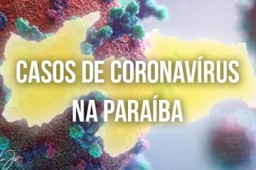 Paraíba registra 783 novos casos da Covid-19 e 08 mortes nas últimas 24h