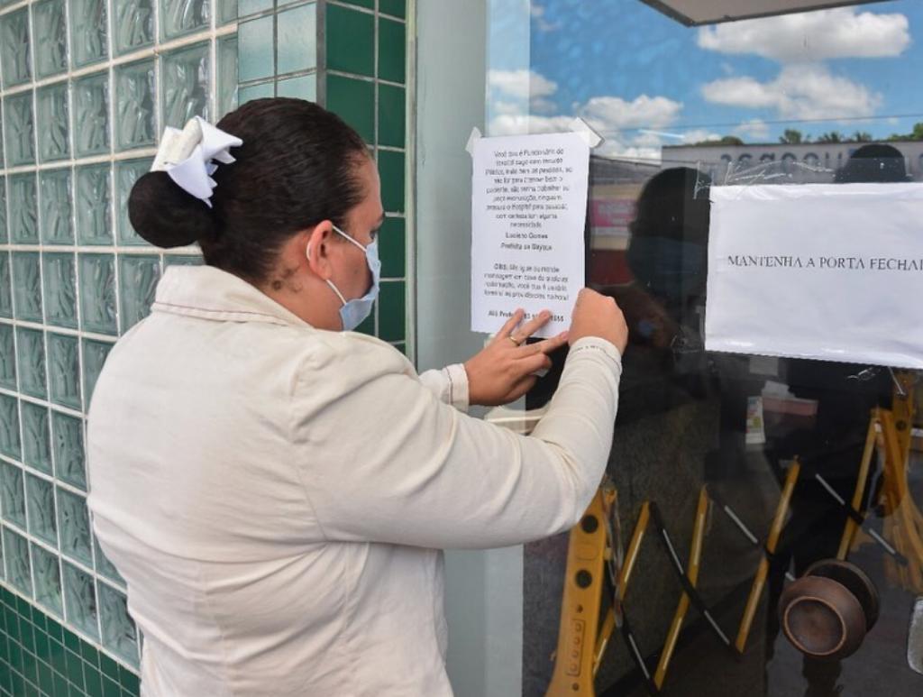 WhatsApp Image 2021 01 02 at 19.50.00 - 'ALÔ PREFEITA': Procuradora conclui que cartaz fixado por Luciene Gomes em hospital de Bayeux não é assédio moral, mas garantia de 'atendimento digno'; leia