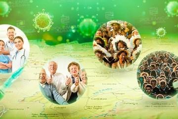VACINAÇÃO CONTRA A COVID-19: o que você precisa saber sobre o plano de imunização da Paraíba; CONFIRA