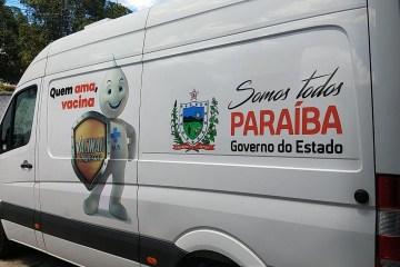 COVID-19: aviões, helicópteros e carros frigoríficos estão preparados para distribuição de vacinas na PB, diz secretário
