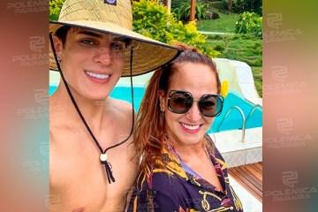 """WhatsApp Image 2021 01 20 at 11.38.30 - Paraibano Tiago Ramos se declara para mãe de Neymar em seu aniversário: """"Te amo"""""""