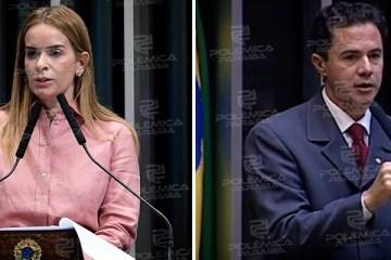Após licença tripla, senadores paraibanos retomam o mandato hoje, em um momento decisivo
