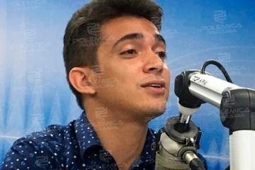 """""""Ninguém se perde no caminho de volta"""": Bruno Pereira está de volta ao sistema Arapuan e diz que não resistiu aos apelos dos telespectadores – VEJA VÍDEO"""