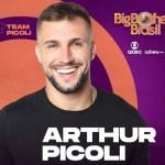 """arthuur - Primeiro confirmado no BBB21 é crossfiteiro, e web já pede 'castigo': """"Quero na xepa"""""""