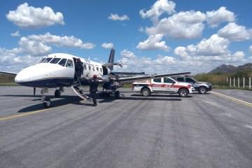 avião 1 - ENTREGA DE VACINAS: governo aguarda liberação judicial para uso de avião apreendido com drogas na PB - ENTENDA