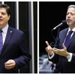baleia rossi arthur lira - EM MEIO À PANDEMIA: eleição do novo presidente da Câmara será presencial com circulação de 3 mil pessoas