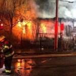 blog satan fire - Templo histórico da Igreja de Satã é destruído em incêndio criminoso