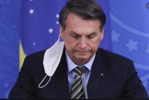 """bolsonaro 1 - """"Fechamento do comércio não é medida correta contra a covid-19"""", diz Bolsonaro"""