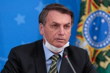 Líderes religiosos protocolam pedido de impeachment de Bolsonaro