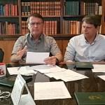 bolsonarolive - 'Cara de pastel', diz Bolsonaro criticando William Bonner em live - VEJA VÍDEO